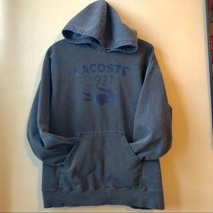 Lacoste Sport Hooded Sweatshirt Alligator Logo